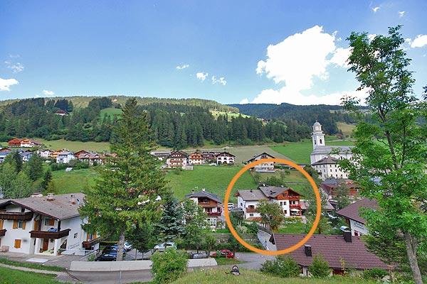 Franz Mair Appartamenti Per Ferie A Sesto In Alta